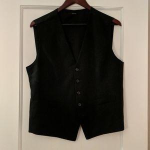 Michael Kors Classic Pinstripe 3 Piece Suit, 40s